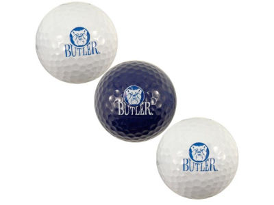 Butler Bulldogs 3-pack Golf Ball Set