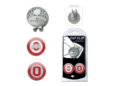 Ohio State Buckeyes 2-pack Marker Cap Clip