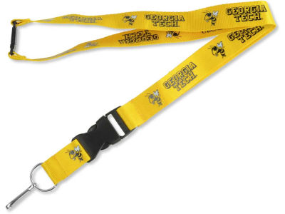 Georgia-Tech Lanyard