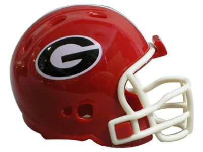Georgia Bulldogs Pocket Pro Helmet