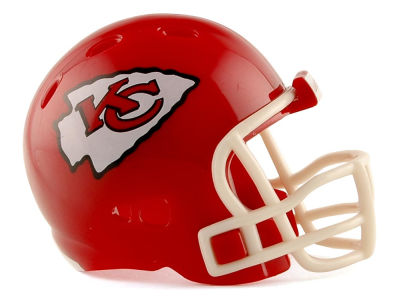 Kansas City Chiefs Pocket Pro Helmet