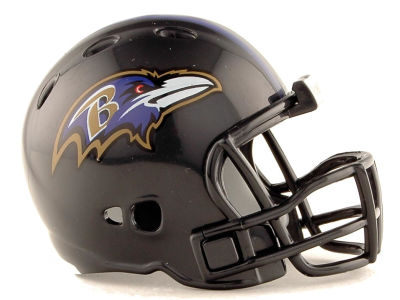 Baltimore Ravens Pocket Pro Helmet