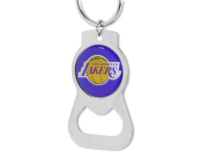 Los Angeles Lakers Aminco Bottle Opener Keychain