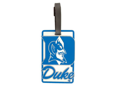 Duke Blue Devils Soft Bag Tag