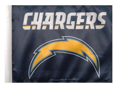 Los Angeles Chargers Car Flag