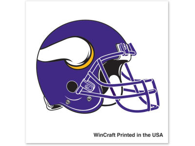 Minnesota Vikings Tattoo 4-pack