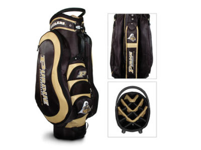 Purdue Boilermakers Medalist Cart Bag