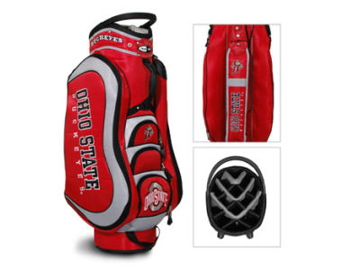 Ohio State Buckeyes Medalist Cart Bag