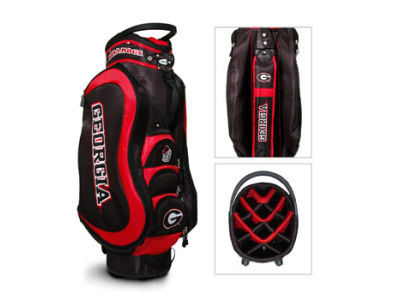 Georgia Bulldogs Medalist Cart Bag