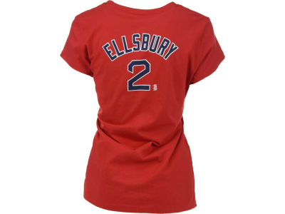 Boston Red Sox Jacoby Ellsbury MLB Women's Player T-Shirt