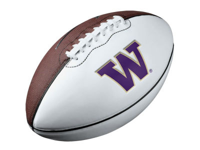 Washington Huskies Nike NCAA Autograph Football