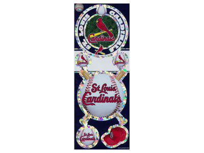 St. Louis Cardinals Prismatic Decal