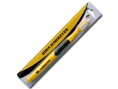Iowa Hawkeyes Toothbrush
