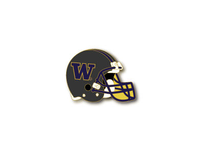 Washington Huskies Helmet Pin