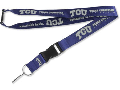 Texas Christian Horned Frogs Lanyard