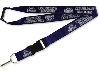 Colorado Rockies Lanyard