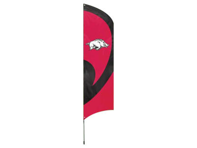 Arkansas Razorbacks Tall Team Flag
