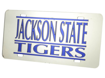 Jackson State Tigers Acrylic Laser Tag