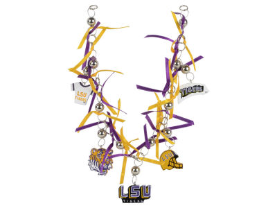 LSU Tigers NCAA Gameday Necklace