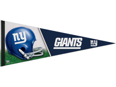 New York Giants 12x30in Pennant