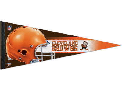 Cleveland Browns 12x30in Pennant