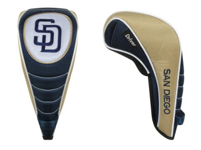 San Diego Padres Driver Headcover