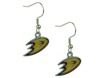 Anaheim Ducks Logo Earrings