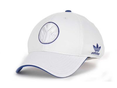 New York Knicks adidas NBA White Swat IV Cap