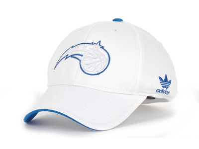 Orlando Magic adidas NBA White Swat IV Cap