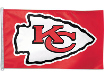 Kansas City Chiefs 3x5ft Flag