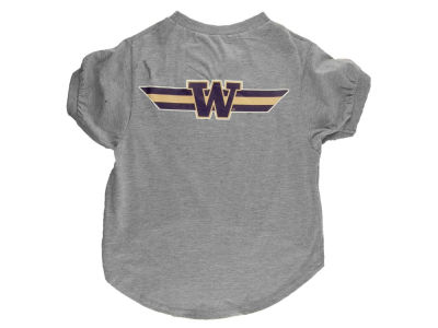 Washington Huskies Pet T-Shirt