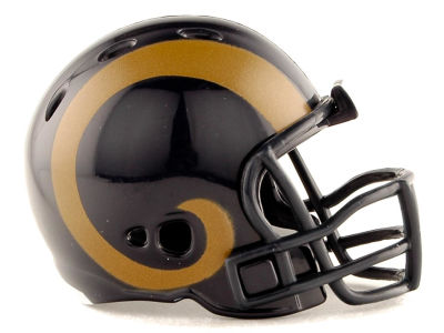 Los Angeles Rams Pocket Pro Helmet
