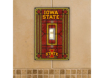 Iowa State Cyclones Switch Plate Cover