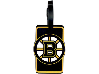 Boston Bruins Soft Bag Tag