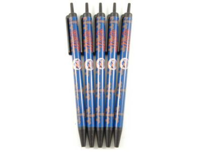 New York Mets 5-pack Click Pens