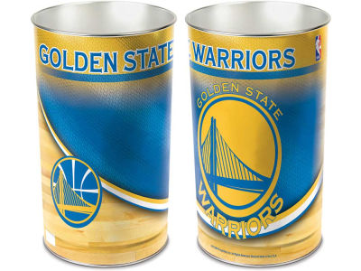 Golden State Warriors Trashcan