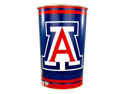 Arizona Wildcats Trashcan