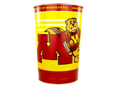 Minnesota Golden Gophers Trashcan