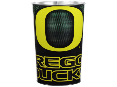 Oregon Ducks Trashcan
