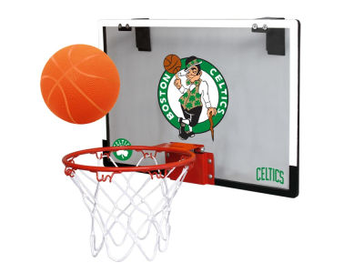 Boston Celtics Game On Polycarb Hoop Set