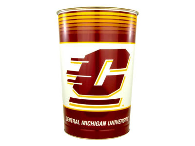 Central Michigan Chippewas Trashcan