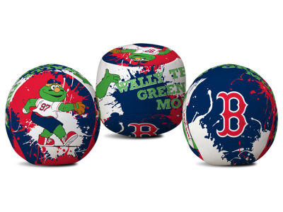 Boston Red Sox Softee Quick Toss Baseball 4inch