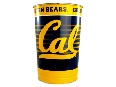 California Golden Bears Trashcan