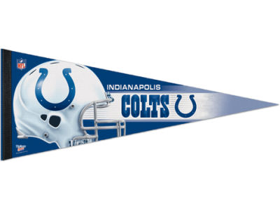 Indianapolis Colts 12x30in Pennant