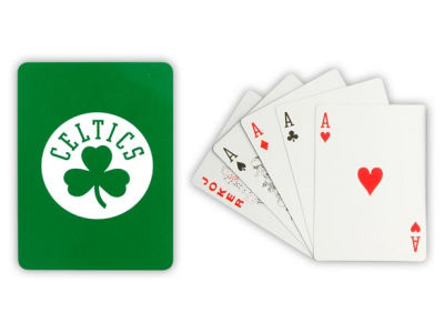 Boston Celtics NBA Playing Cards