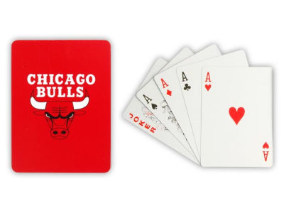 Chicago Bulls NBA Playing Cards