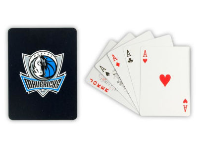 Dallas Mavericks NBA Playing Cards