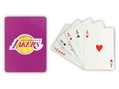 Los Angeles Lakers NBA Playing Cards