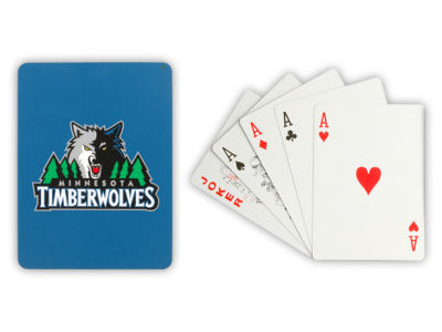 Minnesota Timberwolves NBA Playing Cards