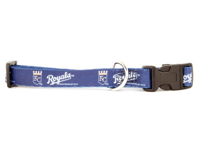 Kansas City Royals Large Dog Collar